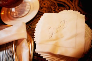 personalized-beverage-napkins-initials-of-bride-and-groom-with-elegant-border