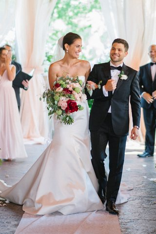 A Charming Fete Celebrity Couple Entourage turtle actor Jerry Ferrara and Breanne Racano