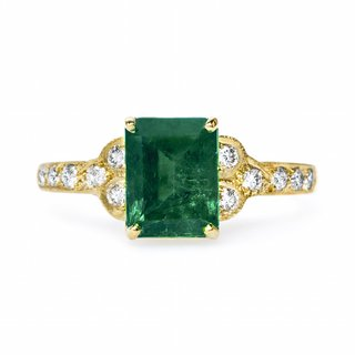 claire-pettibone-x-trumpet-horn-marcelle-engagement-ring-with-emerald