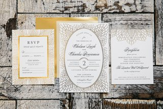 minted-wedding-invitations-with-intricate-metallic-designs