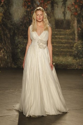 phebe-dress-with-v-neck-draped-skirt-and-flower-belt-by-jenny-packham