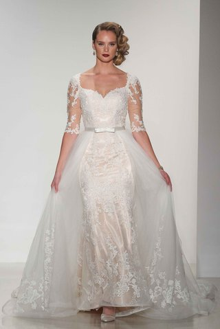 matthew-christopher-2016-ivory-trumpet-gown-with-lace-sleeves-and-overskirt