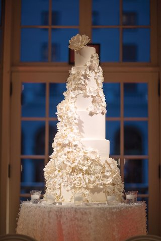 six-tier-wedding-cakes-with-cascading-sugar-flowers