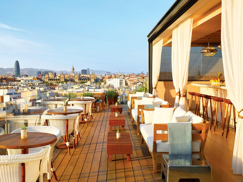The Barcelona EDITION - Rooftop Restaurant