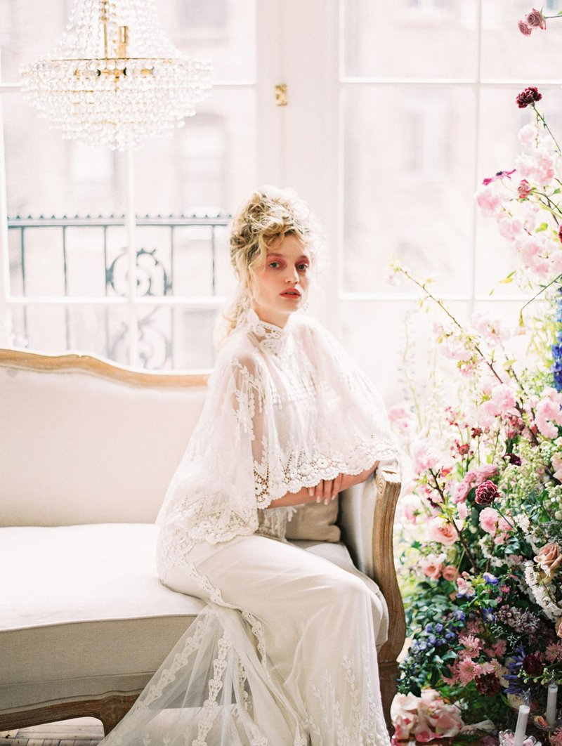 """""""Victoriana"""" with Capelet by Claire Pettibone"""