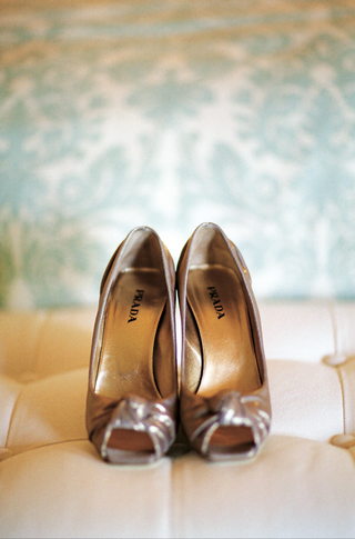tan-prada-peep-toe-wedding-shoes