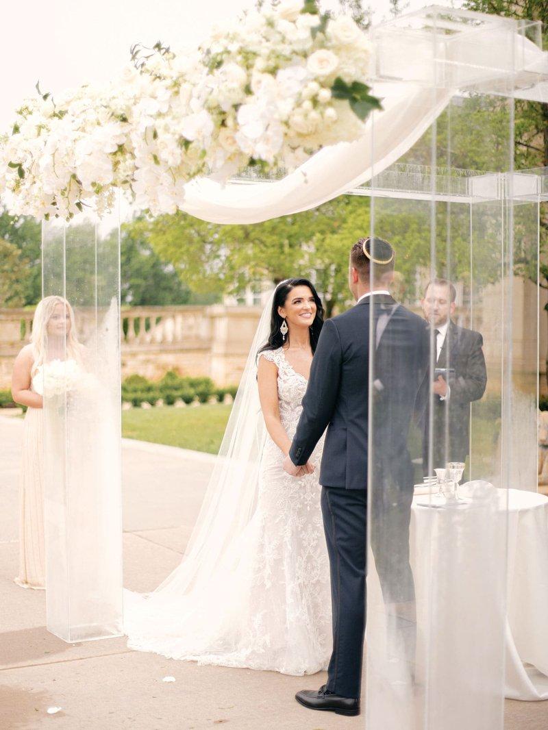 Raven Gates & Adam Gottschalk Wedding Ceremony