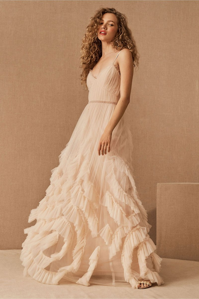 """Greer"" Wedding Dress by Marchesa Notte"
