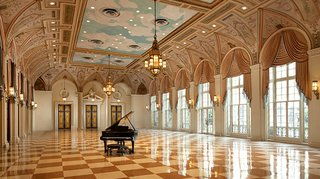 The Breakers - Mediterranean Ballroom wedding venue