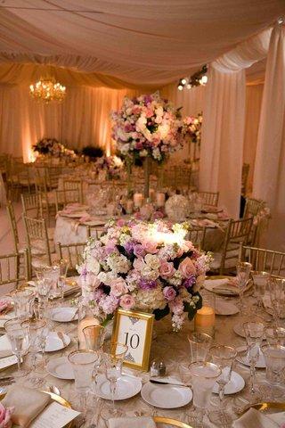 romantic-pastel-reception-decor-with-golden-accents
