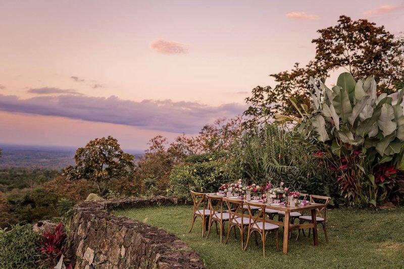 ORIGINS Luxury Lodge - Reception Wedding Venues
