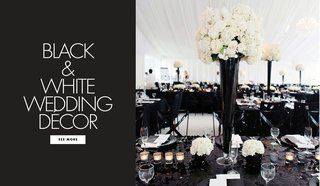 black-and-white-wedding-decorations-pros-and-cons-of-color-palette