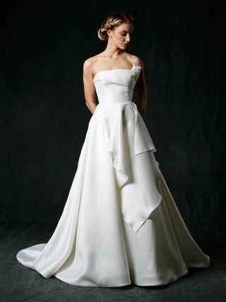 sareh-nouri-fall-2017-wedding-dress-brooke-strapless-wedding-dress-with-ruffle-asymmetrical-on-skirt