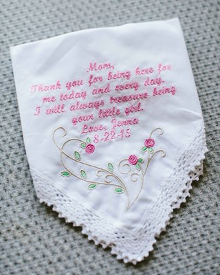 white-handkerchief-with-lace-trim-rose-motif-pink-embroidered-letters
