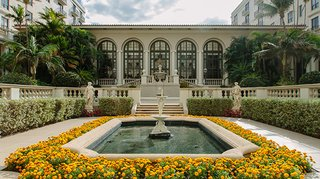 The Breakers - Mediterranean Courtyard wedding venue