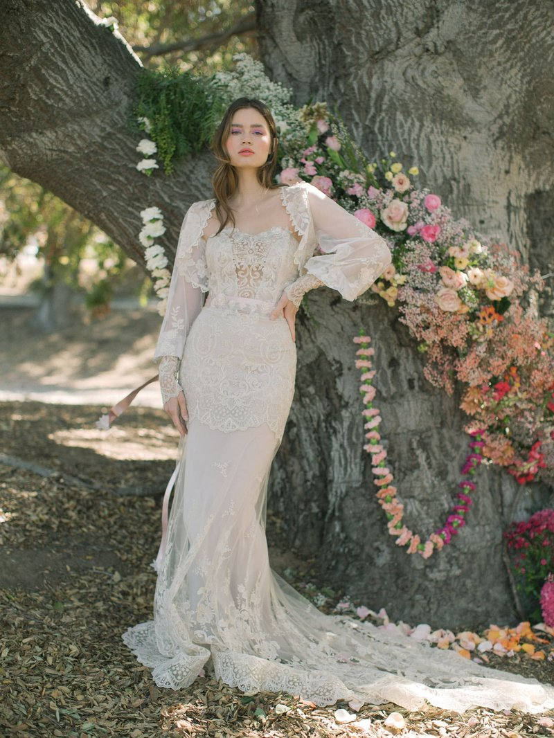 """Thalia"" by Claire Pettibone - Full Length"