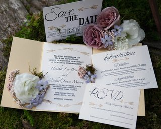 wedding-invitation-suite-for-outdoor-wedding-with-arrow-illustrations