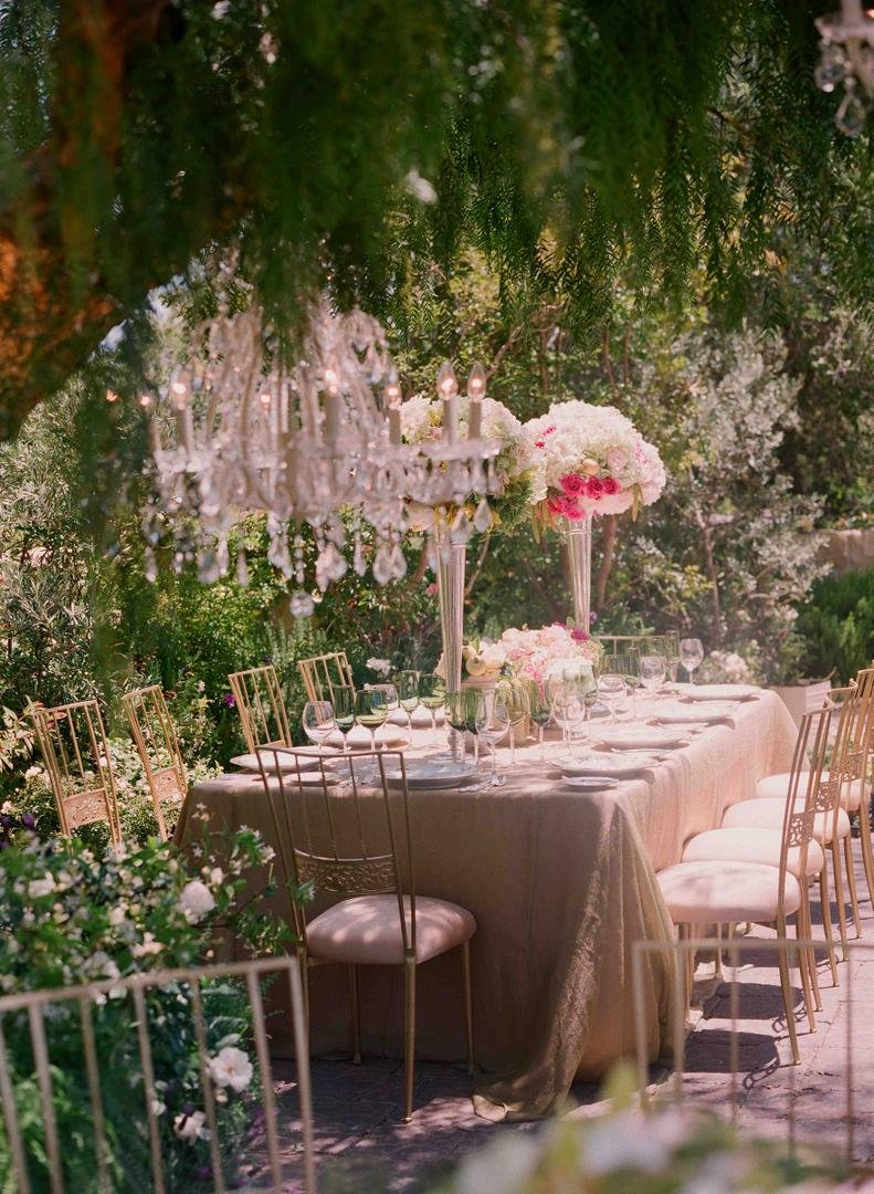 Enchanted Garden Reception