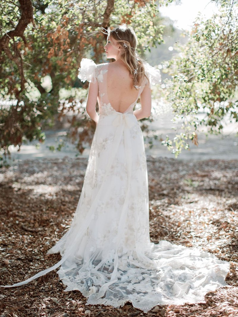 """Chloris"" by Claire Pettibone - Back"
