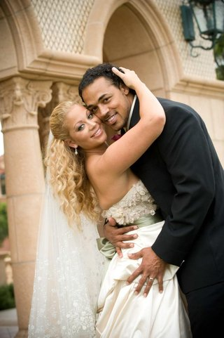 green-bay-packers-player-nicholas-barnett-and-bride