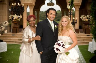 nfl-player-nicholas-barnett-with-mother-and-bride