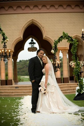nfl-player-nicholas-barnett-with-bride-at-the-grand-del-mar