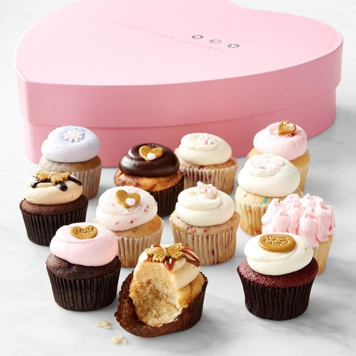 Georgetown Cupcake Mother's Day Cupcakes