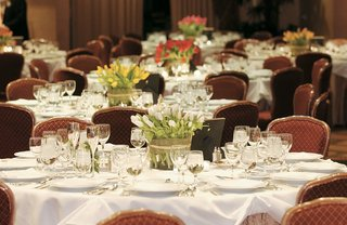 reception-ballroom-with-different-colored-tulip-centerpieces