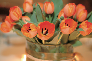 floral-centerpiece-made-of-tulip-flowers
