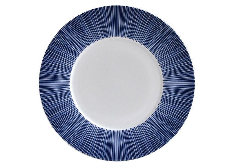 Bernardaud Sol Lazuli Salad Plate