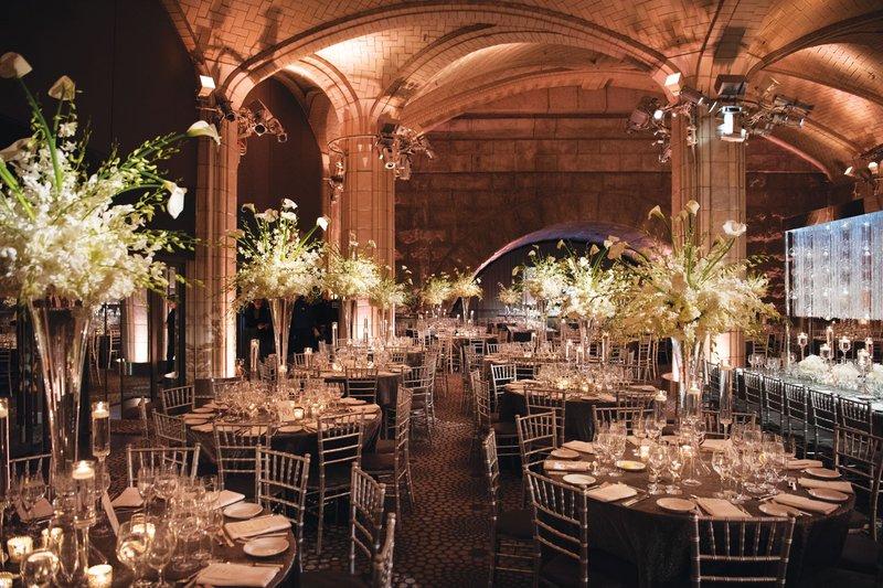 Luxury Wedding Reception in New York