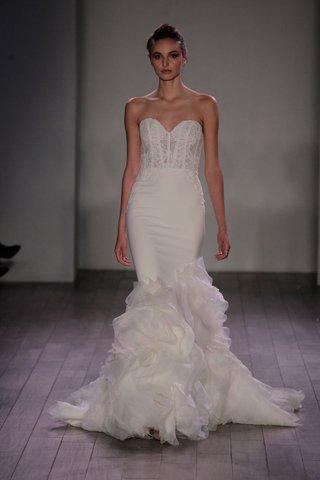 lazaro-spring-2016-strapless-wedding-dress-with-corset-bodice-and-ruffle-mermaid-skirt