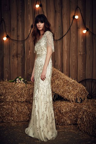 jenny-packham-2017-bridal-collection-hilda-beaded-nature-motif-embellishments-flutter-sleeves
