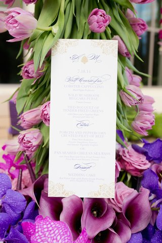alethia-erik-menu-by-ceci-new-york-damask-desigbn-gilded-and-violet-details-monogram
