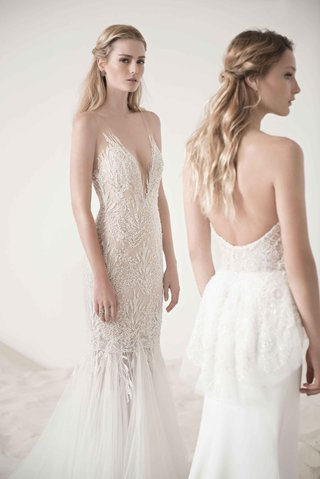coral-illusion-wedding-dress-and-poppy-peplum-wedding-gown