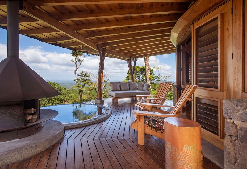 Origins Luxury Lodge with Patio + Private Plunge Pool