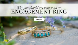 why-you-should-get-an-engagement-ring-for-your-groom