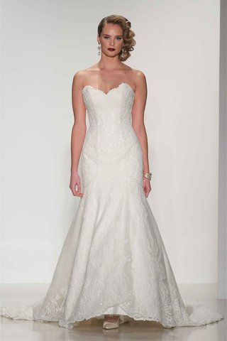 matthew-christopher-2016-strapless-trumpet-wedding-dress-with-beaded-lace