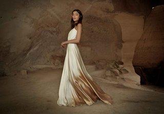 limor-rosen-2017-savanna-wedding-dress-ombre-satin-tribal-collection