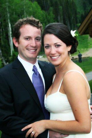 bride-and-groom-at-outdoor-park-city-wedding