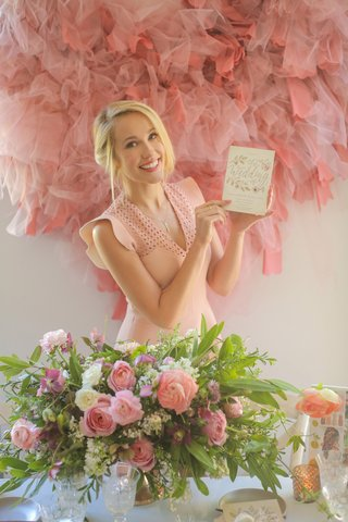 Anna Camp Wedding Planning theme