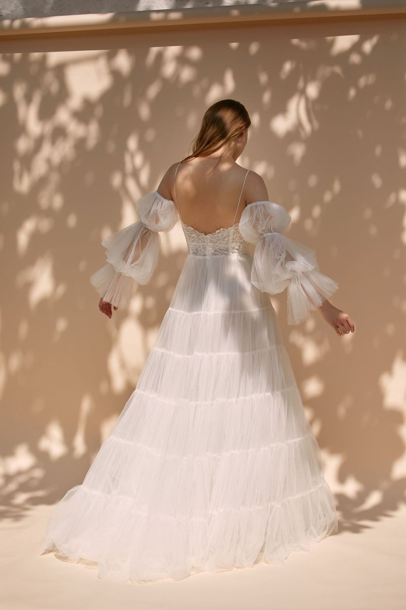 "Back of ""Guadalupe"" by Francesca Miranda"