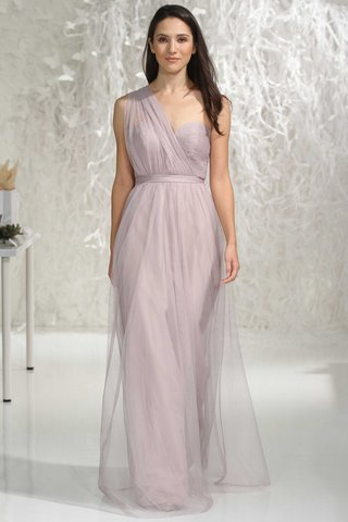 wtoo-bridesmaids-2016-one-shoulder-light-purple-long-bridesmaid-dress
