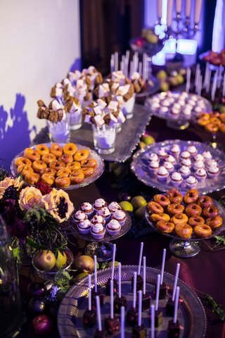 seattle-mariners-marc-rzepczynskis-wedding-sweets-table-with-mini-desserts