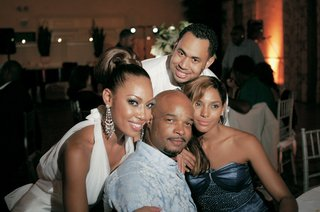 lisa-coffey-and-demetrius-spencer-with-friends