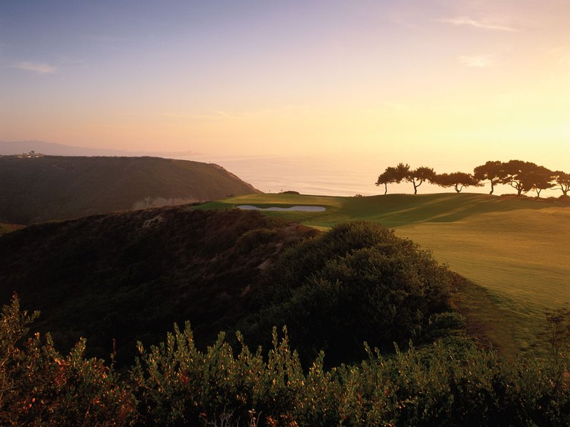 View of Golf Course at The Lodge at Torrey Pines