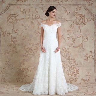sareh-nouri-fall-2016-off-the-shoulder-lace-wedding-dress