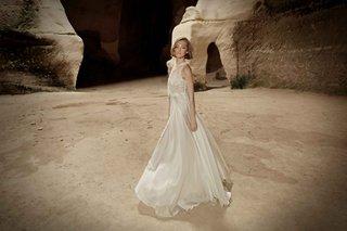 limor-rosen-2017-sara-wedding-dress-sleeveless-with-silk-organza-skirt-tribal-collection
