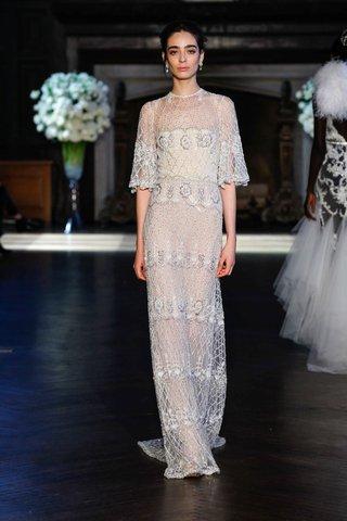 alon-livne-white-fall-2016-wedding-dress-with-mid-length-sleeves-with-sheer-column-skirt