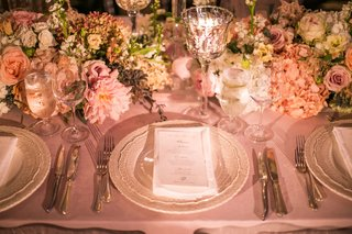 programs-flowers-candles-and-glassware-for-jodi-and-kens-reception-dinner